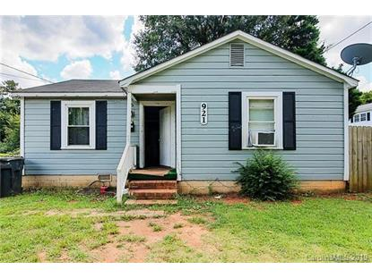 921 Cantwell Street Charlotte, NC MLS# 3470040