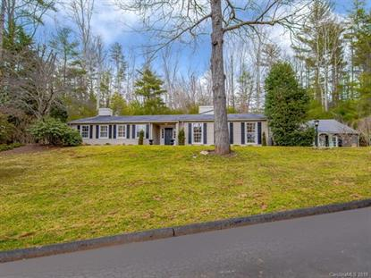 17 Brookside Road Asheville, NC MLS# 3472915