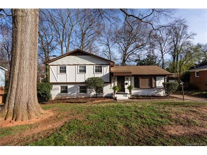 3721 Havenwood Road Charlotte, NC MLS# 3482977