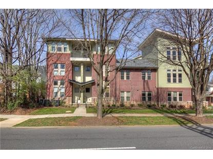 1506 Kenilworth Avenue Charlotte, NC MLS# 3483688
