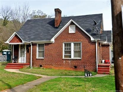 817 Walnut Avenue Charlotte, NC MLS# 3487615