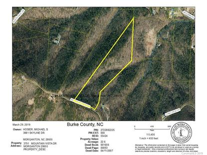 3791 Mountain Vista Drive Morganton, NC MLS# 3490224