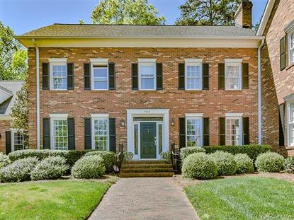 5908 Sharon Hills Road Charlotte, NC MLS# 3498088