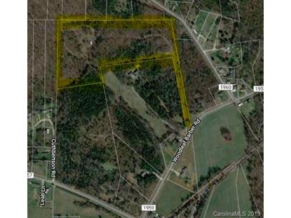 0 Woodleaf-barber Road Cleveland, NC MLS# 3507302
