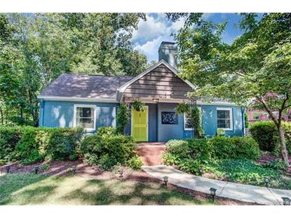 1429 Morningside Drive Charlotte, NC MLS# 3511466