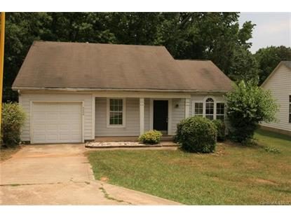 5532 Alpine Lane Charlotte, NC MLS# 3512270