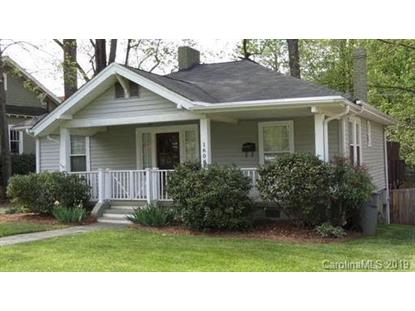 1608 Kenilworth Avenue Charlotte, NC MLS# 3518838