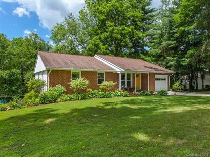 40 Wendover Road Asheville, NC MLS# 3518895