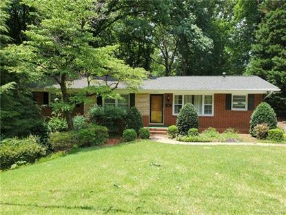 1617 Archdale Drive Charlotte, NC MLS# 3522113