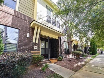 3409 Spencer Street Charlotte, NC MLS# 3529582