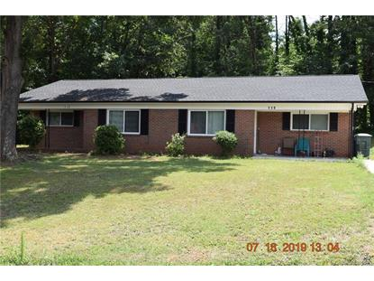 110 8th Avenue Conover, NC MLS# 3531415