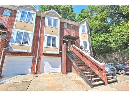 1147 Kurt Court Charlotte, NC MLS# 3539881