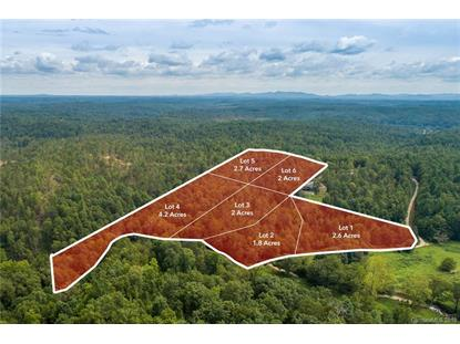 V/L Rose Creek Road Morganton, NC MLS# 3546720