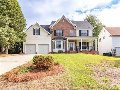 10309 Blackstock Road Huntersville, NC MLS# 3556614
