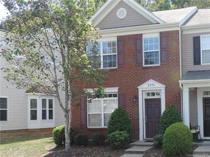 2251 Aston Mill Place Charlotte, NC MLS# 3559341