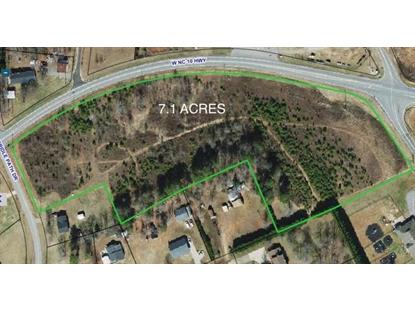 8437 NC 10 Hwy None W Vale, NC MLS# 3571339