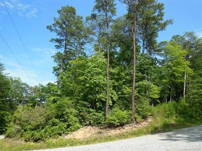 0 Rainbow Circle Lake Lure, NC MLS# 3624023