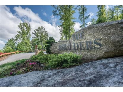 Woodlands 13 Curtain Bluff None Hendersonville, NC MLS# 3625934