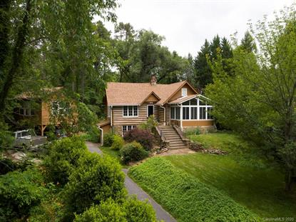 266 Old Haw Creek Road Asheville, NC MLS# 3630616