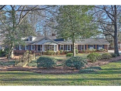 2441 Thornridge Road Charlotte, NC MLS# 3634461