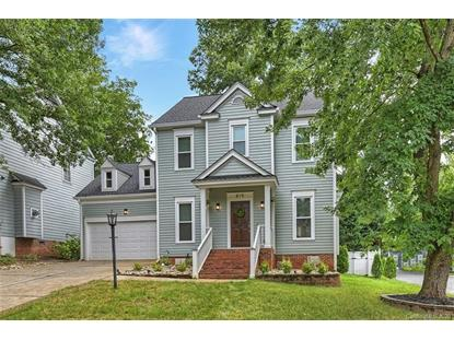 819 Hedgerow Court Charlotte, NC MLS# 3637877
