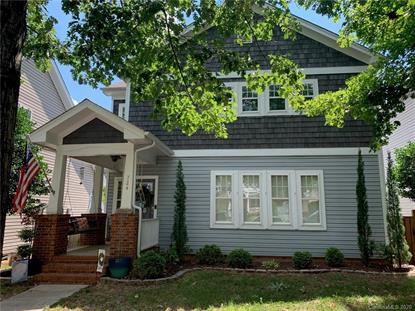 724 E 8th Street Charlotte, NC MLS# 3639766