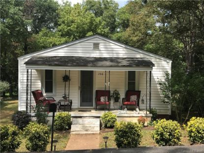106 Jones Street Cleveland, NC MLS# 3657920