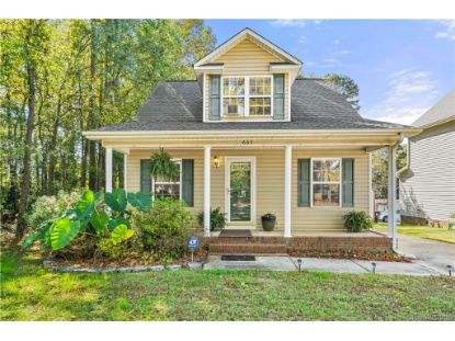 605 Central Drive NW Concord, NC MLS# 3676716