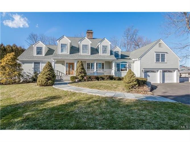 26 Farm Road, New Canaan, CT 06840