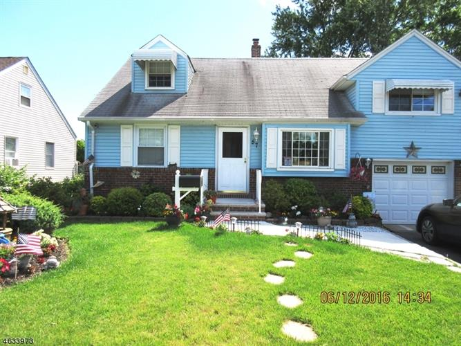 57 NOTCH RD, Clifton, NJ 07013
