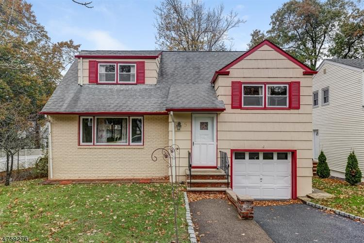 5 Sheridan Ave, West Orange, NJ 07052
