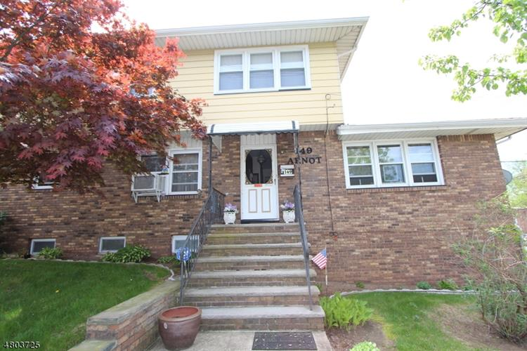 149 Arnot Street, Garfield, NJ 07026
