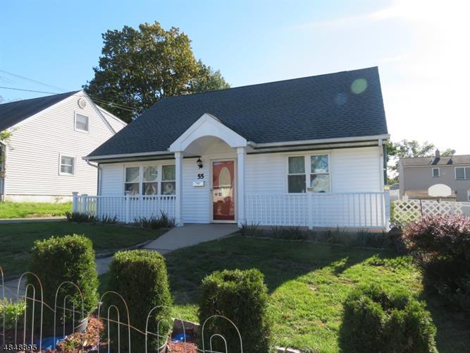 55 ROSE TER , Cedar Grove NJ 07009 For Sale, MLS # 3512278, Weichert.com