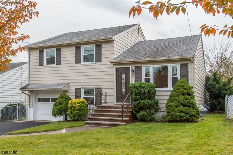 11 GREGORY TER, Belleville, NJ 07109