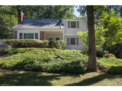 36 Wentworth Dr  Berkeley Heights, NJ MLS# 3334534