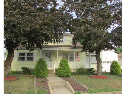 141 S 20th Ave  Manville, NJ MLS# 3338260