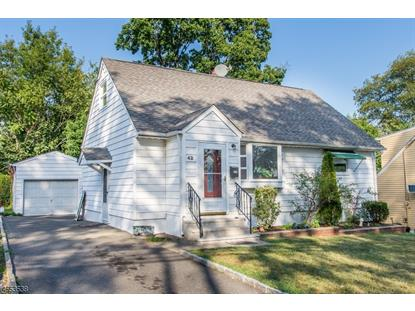 42 Glen Oaks Ct  Clifton, NJ MLS# 3340281