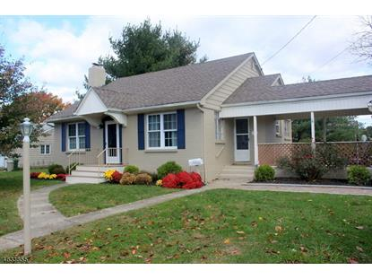 211 Pershing Ave  Pohatcong Township, NJ MLS# 3347196