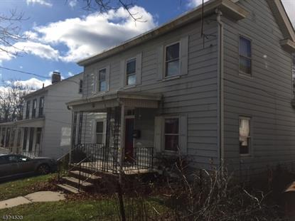 708 Washington St  Hackettstown, NJ MLS# 3351794
