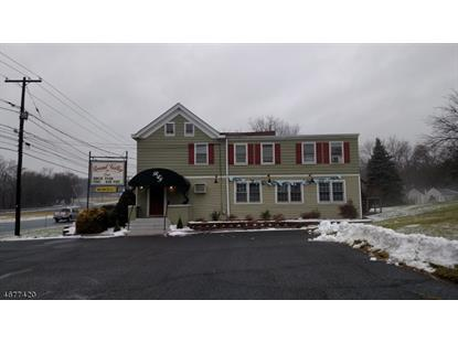 1090 US Highway 22  Clinton Twp, NJ MLS# 3355805