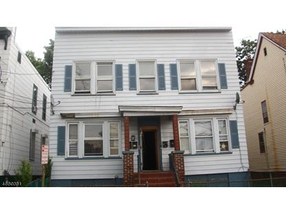 78 Grace St  Irvington, NJ MLS# 3357042