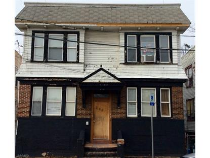 263-265 HOBSON ST  Newark, NJ MLS# 3357299