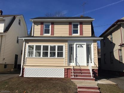 75 Hillside Ter  Irvington, NJ MLS# 3362089