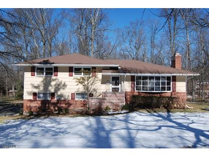 50 Tanglewood Ln  Berkeley Heights, NJ MLS# 3365387