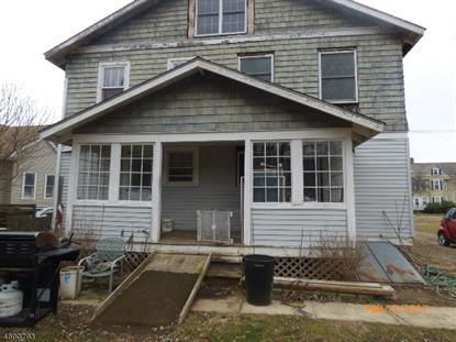 103-105 E PROSPECT ST  Hackettstown, NJ MLS# 3366368