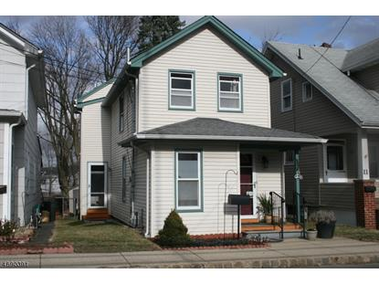 13 W Central Ave  Wharton, NJ MLS# 3368150