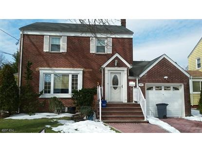 934 Sterner Rd  Hillside, NJ MLS# 3372830