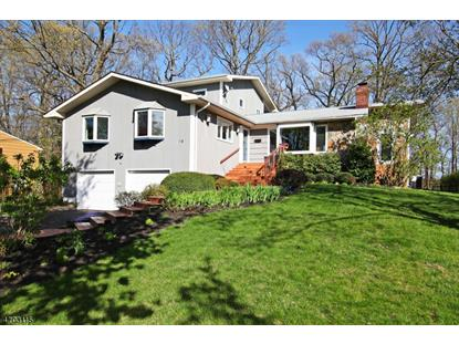 19 Hunterdon Blvd  Berkeley Heights, NJ MLS# 3377733