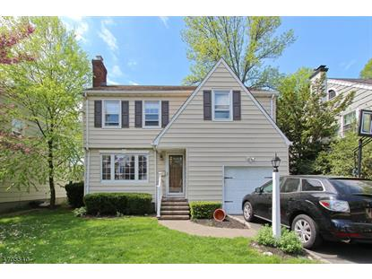 3 CRAIG PLACE  Cranford, NJ MLS# 3383613