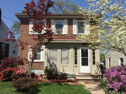 33-35 HILL ST  Belleville, NJ MLS# 3384982